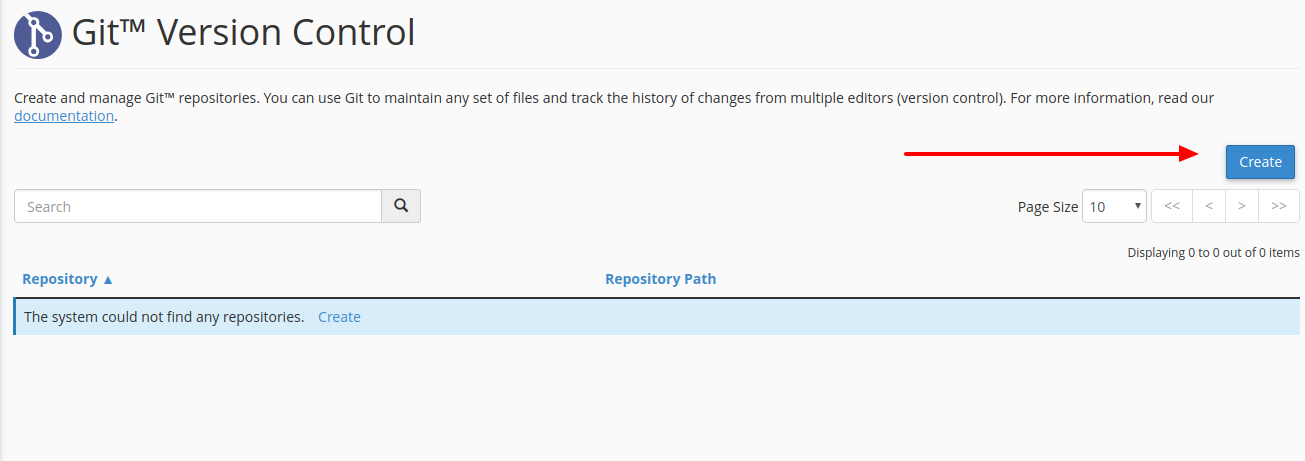 How to use the Git Version control tool in cPanel - Kualo Limited