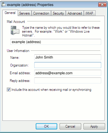 how to move to folders live mail